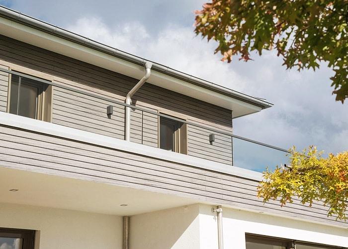 Produktbild WPC Fassade